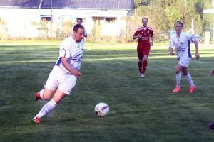 Bergviks Tommy Öhrn svarade för två mål.