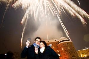 Patrik Waldenborg och Moa Eriksson vill att 2010 ska bli ett år för resor.