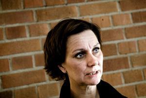 Evakueringslägenheter. Elke Herbst, informationsansvarig vid Kopparstaden lyckades tillsammans med kollegor under måndagen ordna fram evakueringslägenheter till samtliga boende i den drabbade fastigheten.