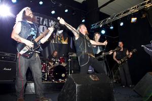 ... och Sordid Flesh, även det bandet från Sandviken.