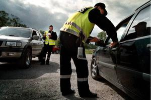 Polisen borde kolla mer än hastigheten, menar insändarskribenten.Foto: scanpix