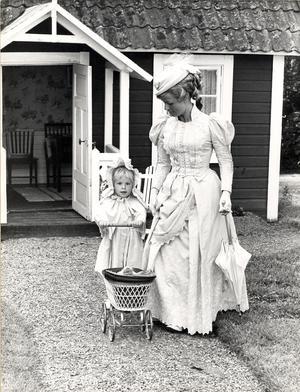 Mona Rydén med dotter Ulrica.