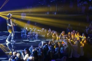 Superstjärnan Justin Bieber avbröt sin spelning i Oslo i går efter bara en låt.