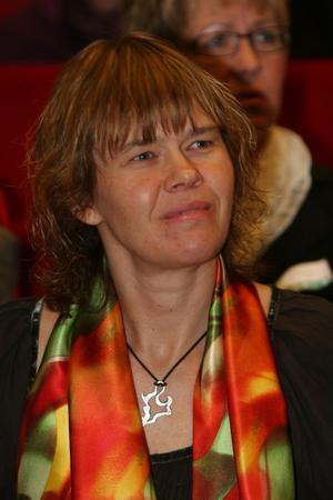 Lisa B Östman från Grängsjö. Tillhör den aktiva generationens företagare i Nordanstig. Lägger mycket tid på gemensamma företagsfrågor, styrelseledamot i Nordanstigs utveckling och aktiv i visionsarbetet.