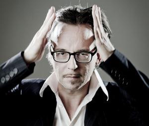 Göran Månsson gästar Almamia den 1 oktober med Per Gross.