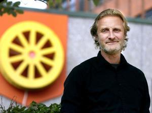 Från och med måndag är Fredrik Westin ny kommunchef i Ånge, en post som inte haft ett nytt ansikte sedan början av 1990-talet.Foto: Micke Engström