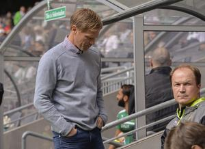 Kapten Sandberg har lämnat Gefleskeppet och Thomas Andersson tagit befälet i stället.