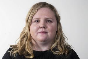 Karin Jonsson, kulturredaktör på Östersunds-Posten.