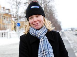 Jenny Jernström, Frösön:Den betyder inte så mycket för mig personligen, förutom att man kan reflektera över kvinnofrågor en del. Det är klart att det är bra att den finns men jag kommer inte göra någonting speciellt.