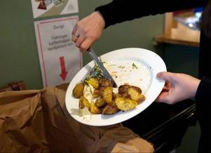 På den vegetariska dagen är matsvinnet störst, hävdar insändarskribenten.arkivbild: scanpix