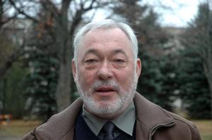 Lars-Peter Hållstrand (S), ledamot i Forsmarks lokala säkerhetsnämnd.
