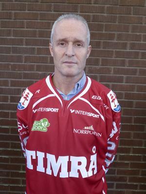 Roger Forsbergs Timrå är fortsatt jumbo i allsvenskan.