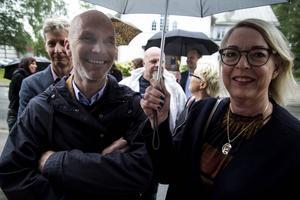 Matts och Eva Hildebrand.