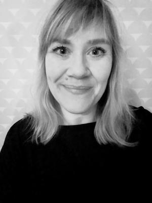 Foto: PrivatKarin Sandberg får Säters kommuns kulturpris 2017.