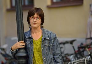 Christina Wahldén som bland annat skrivit den uppmärksammade ungdomsboken