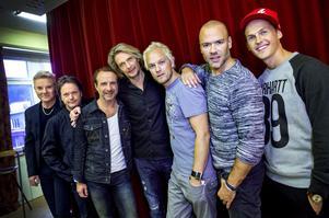 Christer Sandelin och Tommy Ekman i Style, Patrik Isaksson, Tommy Nilsson, Thomas Järvheden, Andreas Lundstedt och David Lindgren är det nya gänget i
