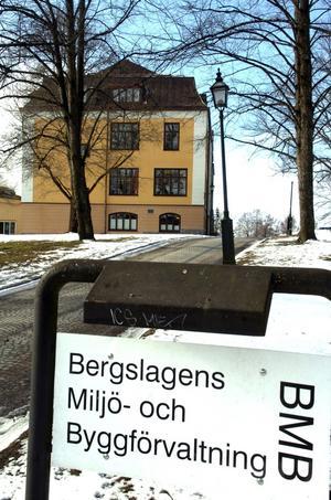 Bergslagens miljö- och byggförvaltnings verksamheter utgår från värdkommunen Lindesberg där förvaltningen finns i Gamla kirurgen nära Lindeskolan.ARKIVBILD