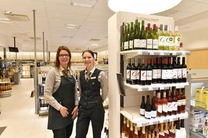 Idre 170127Anna Wickberg och Lina Östlund, uppskattade av kunderFoto Nisse Schmidt