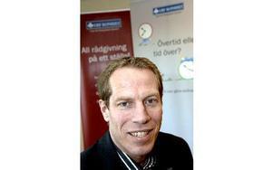 Jonas Bergqvist tar den 26 mars över som styrelseorrdförande för Idre Fjäll, efter Eva Bjernudd. Foto: Ingvar Karmhed, SVD, Scanpix