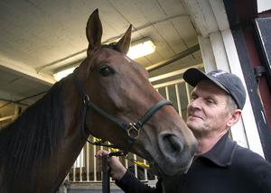 Jan Sundell har tjänat en halv miljon på 40 starter.