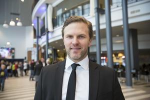 Johan Cahling är vice klubbdirektör i Brynäs IF.
