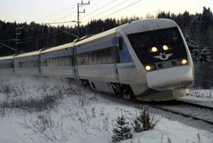 Rullstolshissarna på X2000-tågen står stilla igen. Den här gången på grund av säkerhetsskäl.