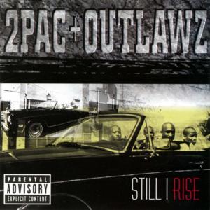 Hiphopen är främst känd för sin koppling till japanska suvar menar Joppe Pihlgren, men genren har även vurmat för jänkare - här på Tupac's omslag till albumet