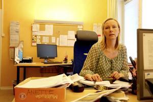 Det är en alarmerande faktor, säger Anette Almström Kovacic, högstadielärare på Murgårdsskolan och ordförande i Lärarförbundet i Sandviken.