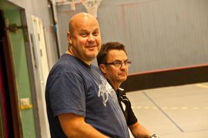 Per Eriksson och Pasi Leinonen talar ut om första halvan av säsongen.