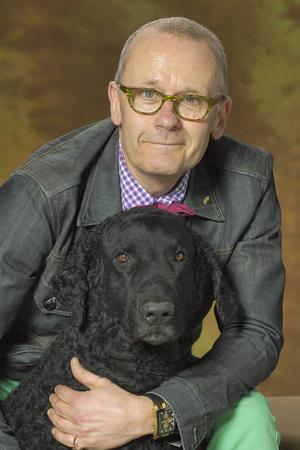 Hans Rosenberg är presstalesperson på Svenska Kennelklubben.   Foto: Johan Frick-Meijer