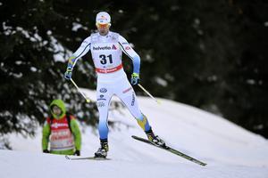 Anders Södergren har varit krasslig ända sedan OS och tror inte själv på ett 18:e SM-guld i lördagens femmil.