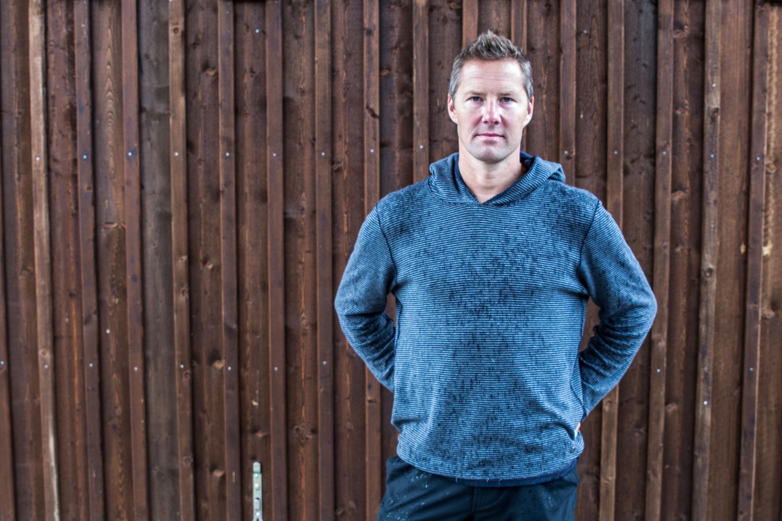 Hedberg forlanger med new jersey