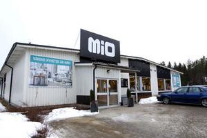 Mio i Hudiksvall har planer på att växa.