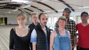 Emma Bexell, Ida Wallfelt, Stefan Stanisic,Eleanore DeLoughery Nordin, Svante Back, Kristofer Pettersson.