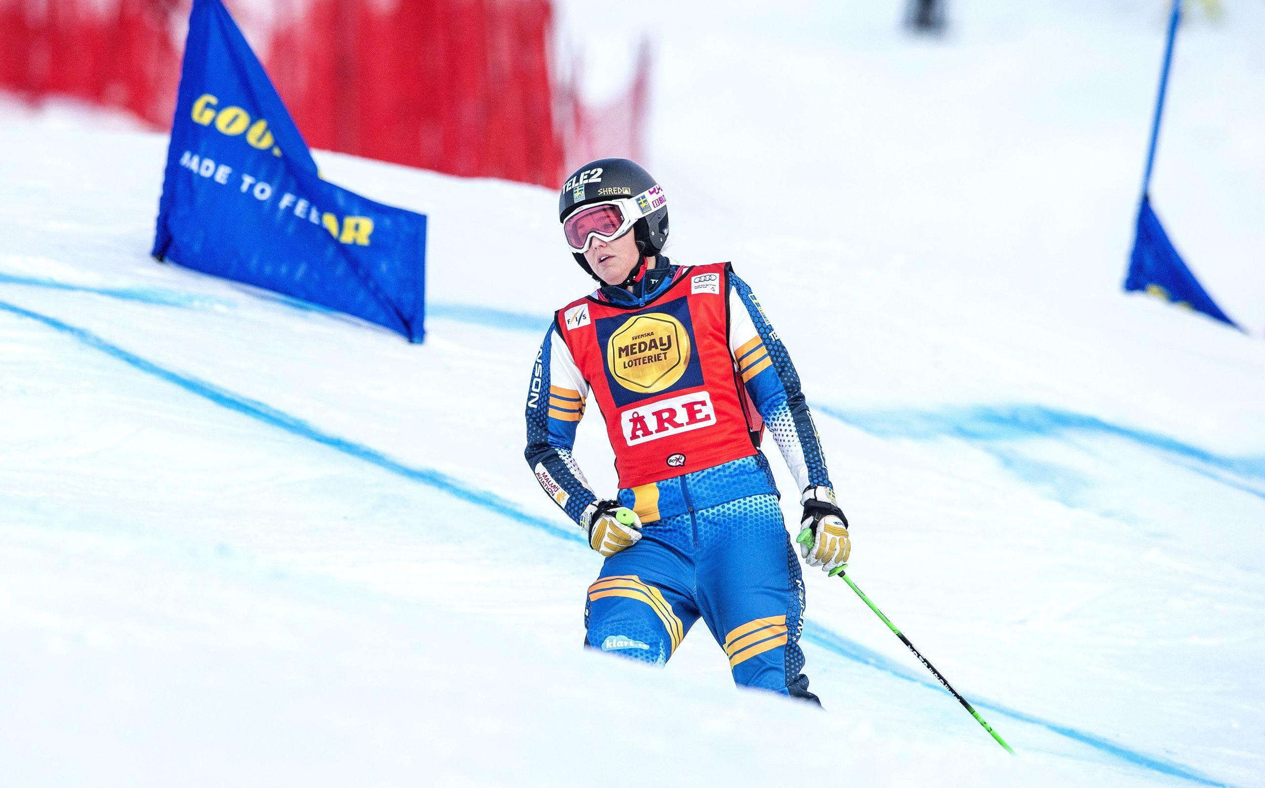 Holmlund hoppar over varldscupfinal