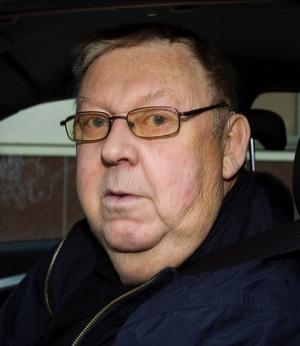 Bengt Karlsson, 68 år, taxichaufför, Liden.Thorleifs. Allt de har gjort är bra.