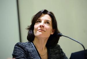 Försvarsminister Karin Enström (M).
