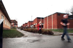 Sjöängsskolan i Askersund.