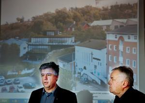 – En viktigt satsning för kulturen, säger kommunalrådet Kjell Jansson (M) om beskedet att Roslagens museum och Norrtälje konsthall ska inrymmas i en ny byggnad vid Pythagoras.