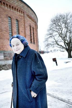 Även en veteran som Margareta Hallin kan lära sig någonting nytt av en regissör.