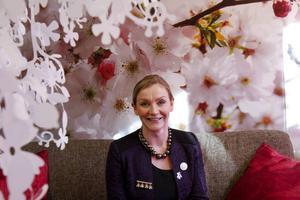 Maria Åkenes Johnson tror att allt har en mening. I dag är hon precis där hon vill vara i livet.