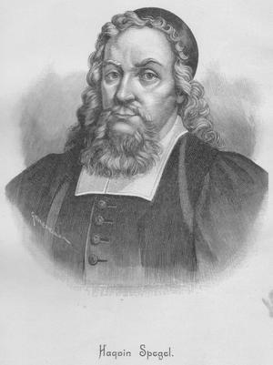 Den svenska biskopen Haquin Spegel förordade att människan skulle förvalta världen som om den vore en stor trädgård.