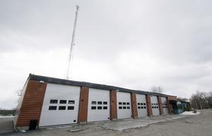 Brandstationen i Surahammar