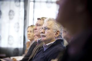Lars Molin (M) vill se ett samverkansavtal mellan kommun och fack.