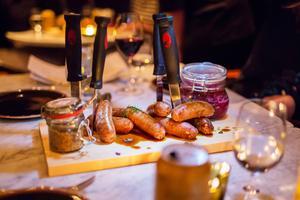 Under Åre Gastronomy 2015 bjöd dåvarande Ölbaren in till Feast, Beer & Rock n Roll. Foto:  Åre Media Network