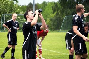 Det  blev en uddamålsförlust, 1–2, för Stenqvists Medskogsbron mot serieledaren.