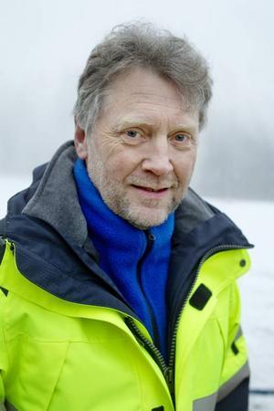 Roger Hedlund är stadionchef i Östersunds kommun.