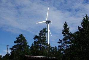 Vindkraftverket Helga på Björkön får nya ägare.