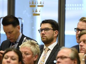 Sverigedemokraterna är ett parti som andra, enligt näringslivet.