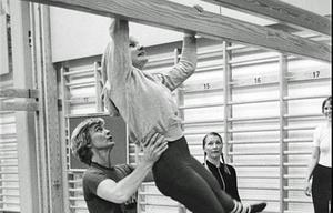 Karin Lindén var lärare på GIH mellan 1966 och 1993.